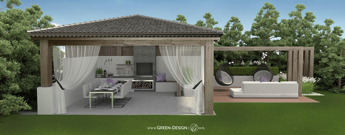 Green Design Landscape Architecture_ Garden House_09