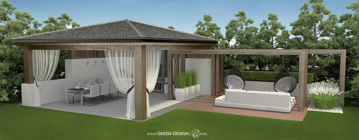 Green Design Landscape Architecture_ Garden House_07