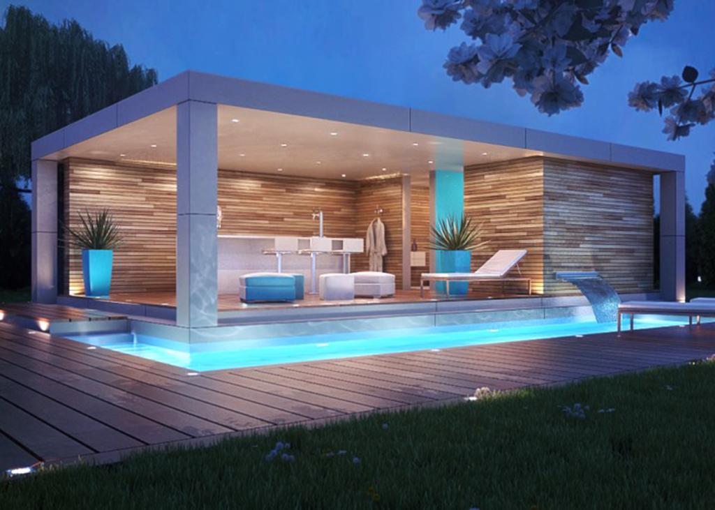 Altana kreatywne inspiracje od green design blog for Binnenzwembad bouwen