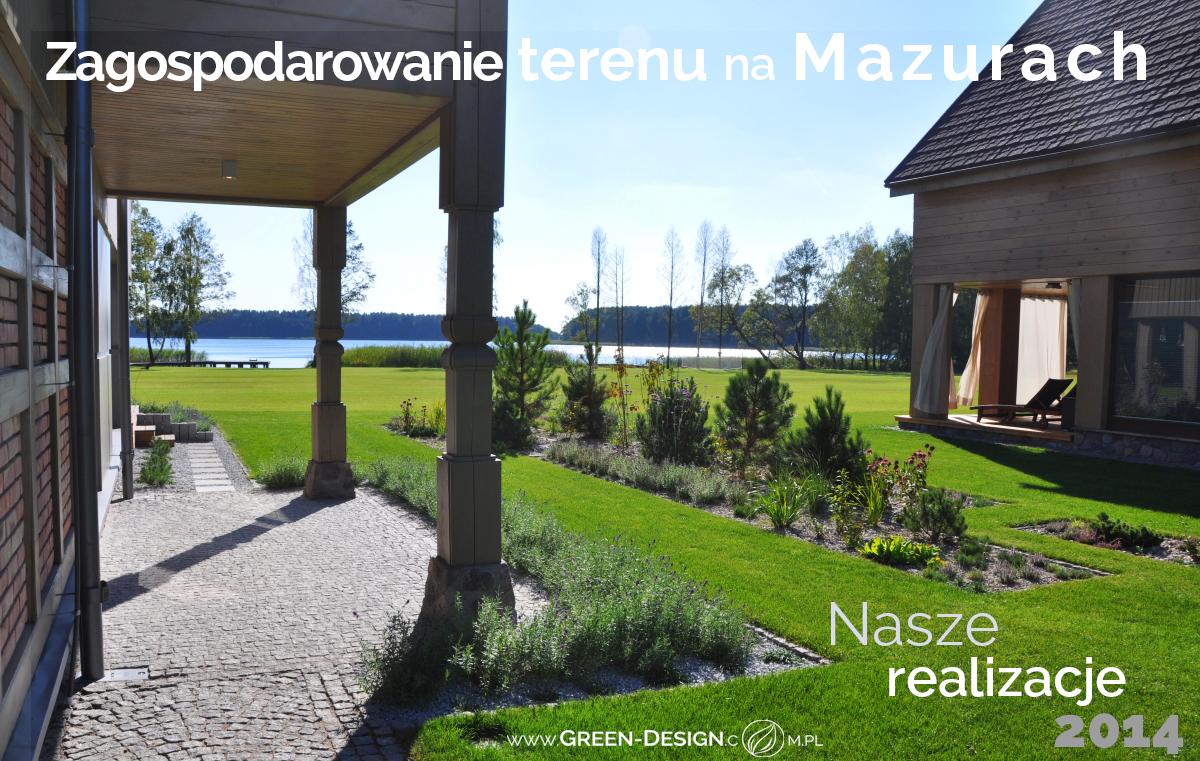 Green Design Blog _ Nasze Realizacje 2014 _ Mazury _