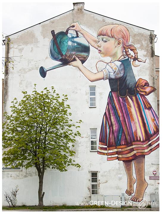 przegląd białostockich murali
