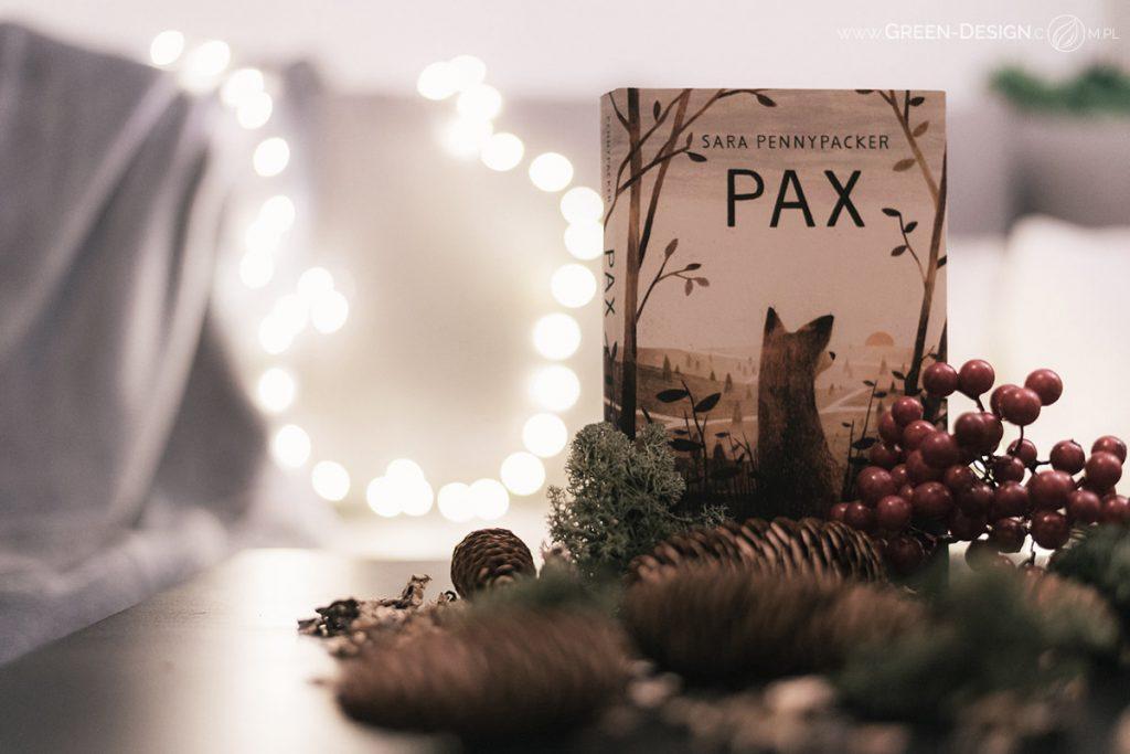 PAX książka dla młodzieży recenzja Green Design