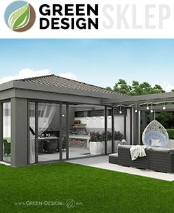 Green Design Sklep - Projekty altan do Twojego ogrodu